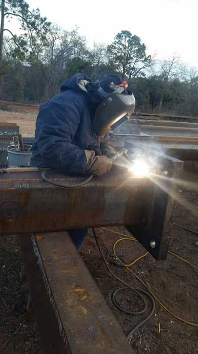 Women, welding, and a changing cultural landscape