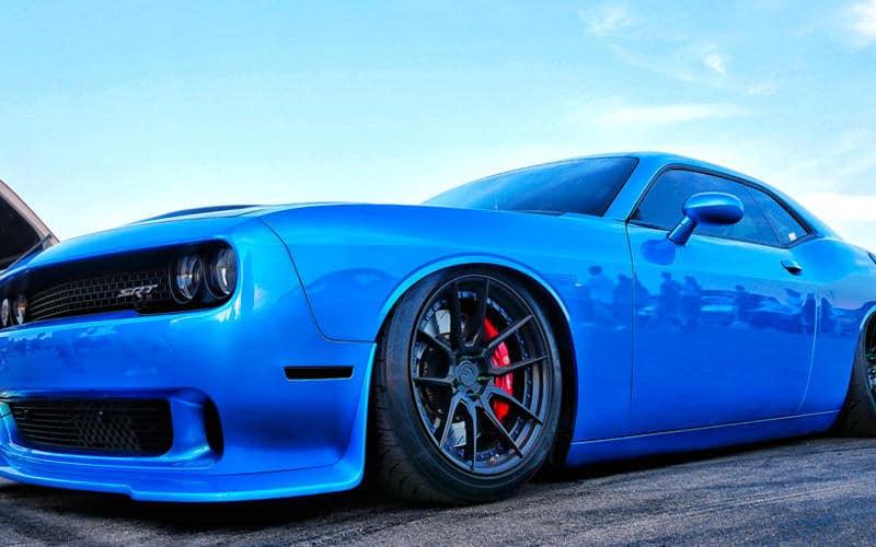 Dodge Garage: Cars Under the Stars