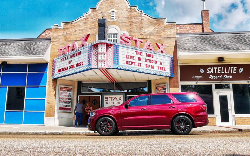 Dodge Garage: Road Trip with the Durango SRT® – PART 3